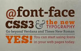 font-face-css-3